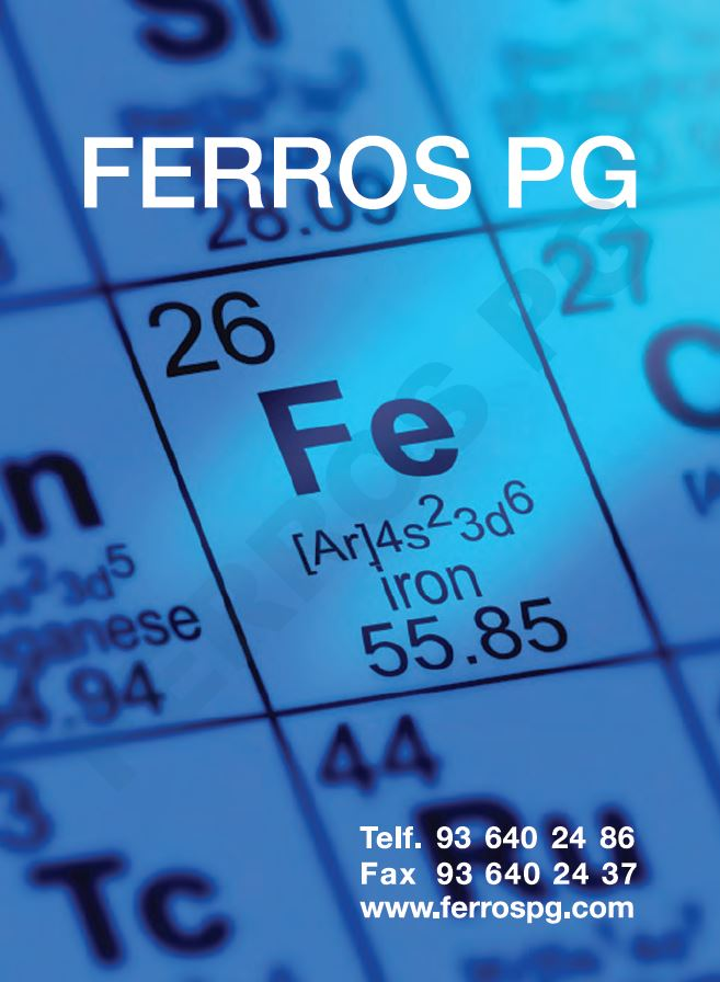 Download catalog Irons Ferros PG