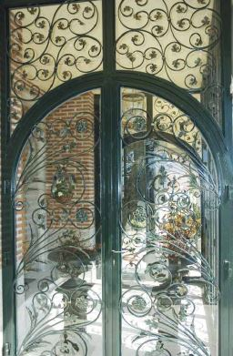 Forgings for doors and gates community